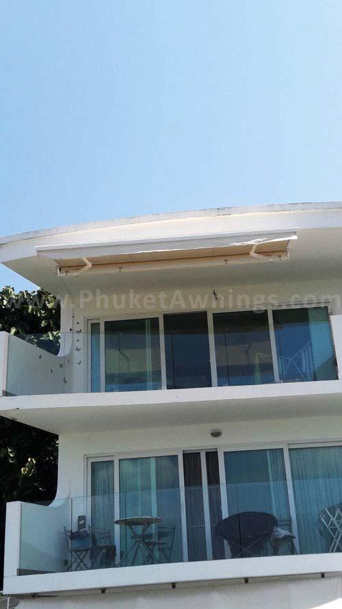 Retractable Folding Arm Awning Phuket Awnings